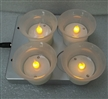 6 LED Candle Rechargeable