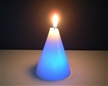 LED Real Wax Candle Light With Sensor