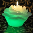 Rose LED Floating Candle, Floating LED Candle