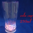 lighted cola glass