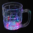 Beautiful LED Beer Cup,Flashing Beer Mug with 500mL Capacity