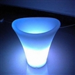 LED Color-changing Ice Bucket with Waterproof Function