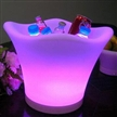 LED RGB Remote Control Fruit Plate,Ice Bucket,
